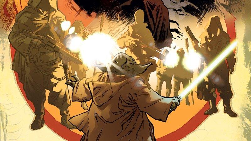 Комикс по «Звездным войнам» расскажет предысторию Йоды | Канобу - Изображение 9234