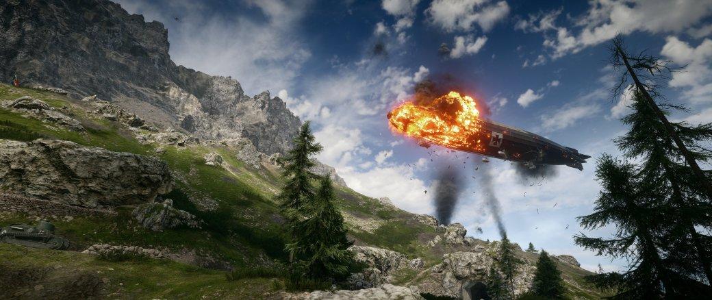 Изумительные скриншоты Battlefield 1 | Канобу - Изображение 8320