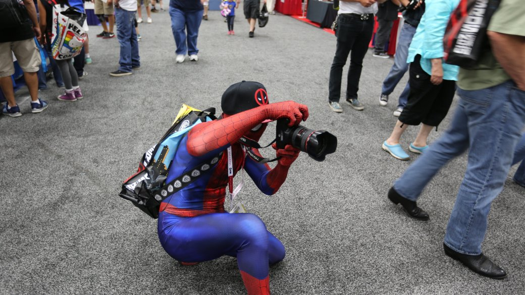 Лучший косплей Comic-Con 2015 | Канобу - Изображение 10