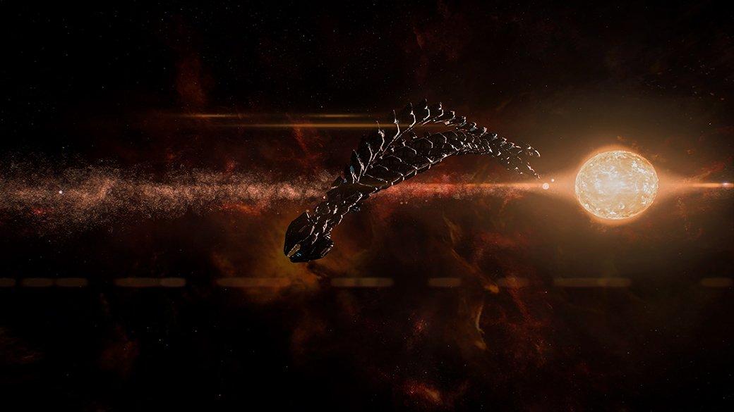 Потрясающий космос Mass Effect: Andromeda   Канобу - Изображение 9903
