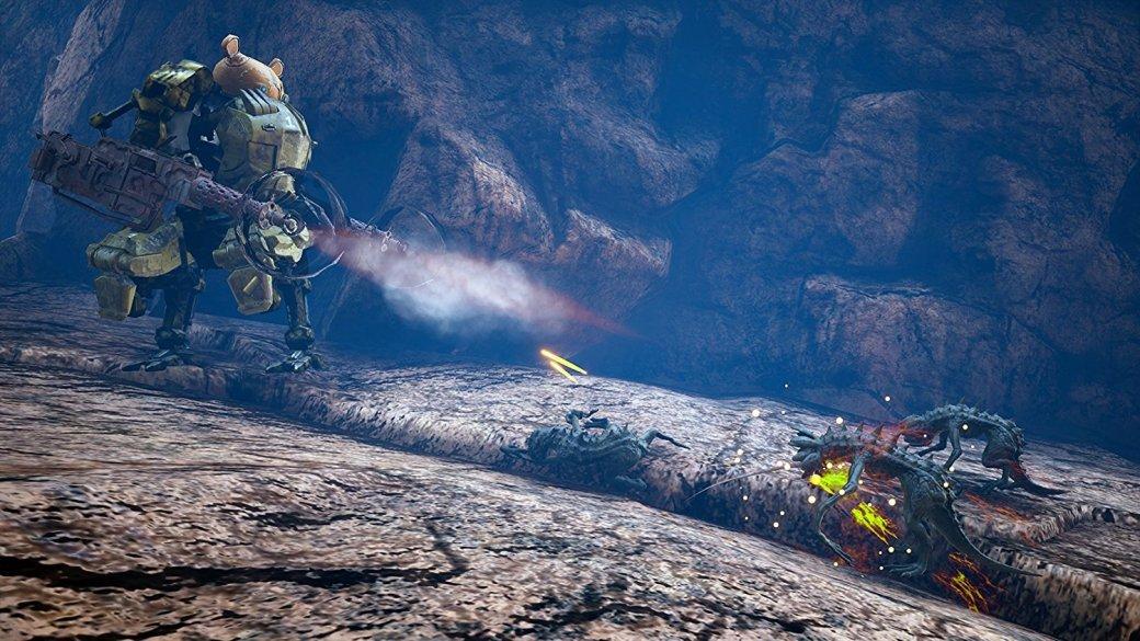 ВСеть утекли трейлер, скриншоты иподробности экшен-RPG Biomutant | Канобу - Изображение 3