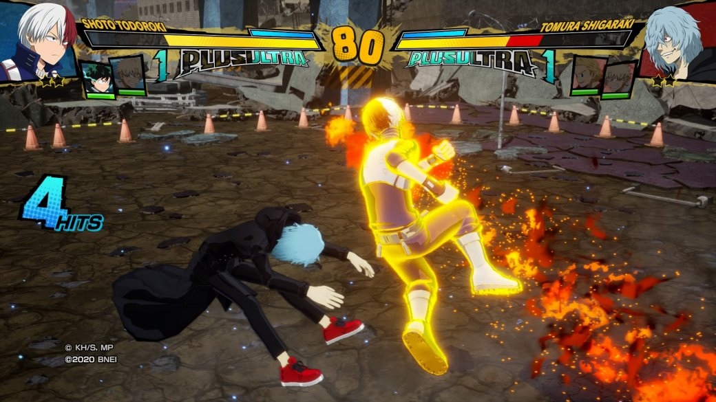 Почему MyHero One's Justice 2 оценят исключительно фанаты аниме «Моя геройская академия»
