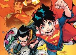 Похоже, Супербой и Робин уже готовы заменить Бэтмена и Супермена