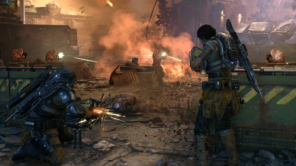 Gears of War 4, ReCore, Scalebound – наши впечатления | Канобу - Изображение 2