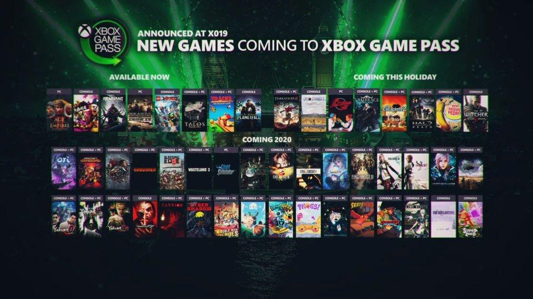 Что показали на презентации X019? Новые игры от Rare и Obsidian, а также многое другое | Канобу - Изображение 3