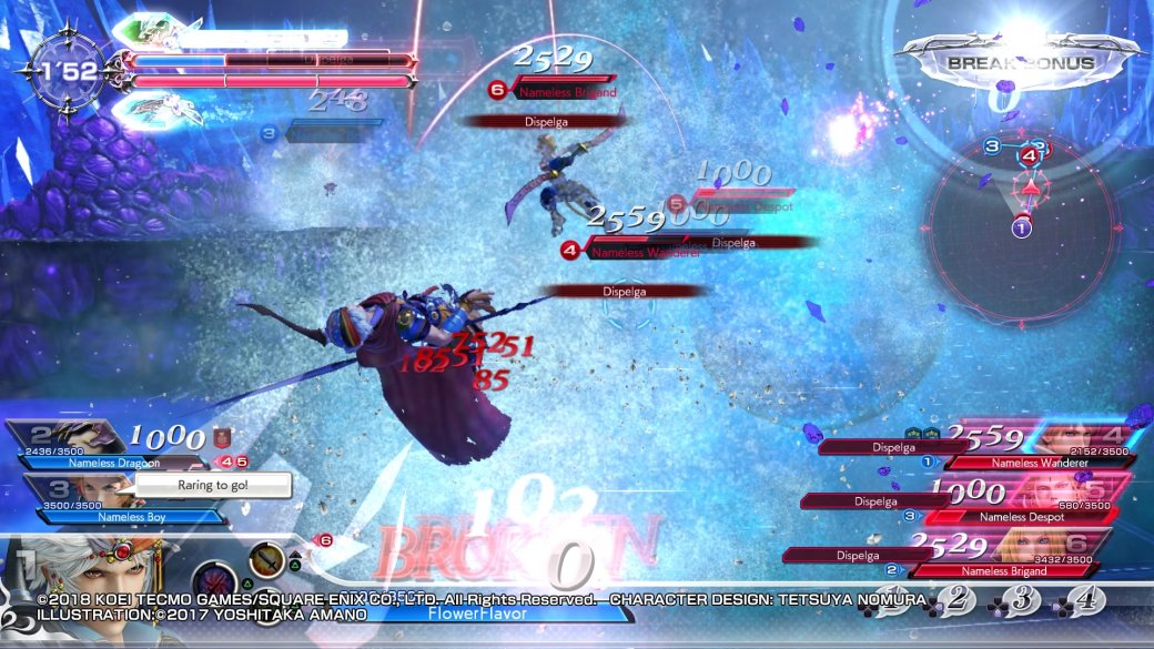 Рецензия на Dissidia Final Fantasy NT. Обзор игры - Изображение 2