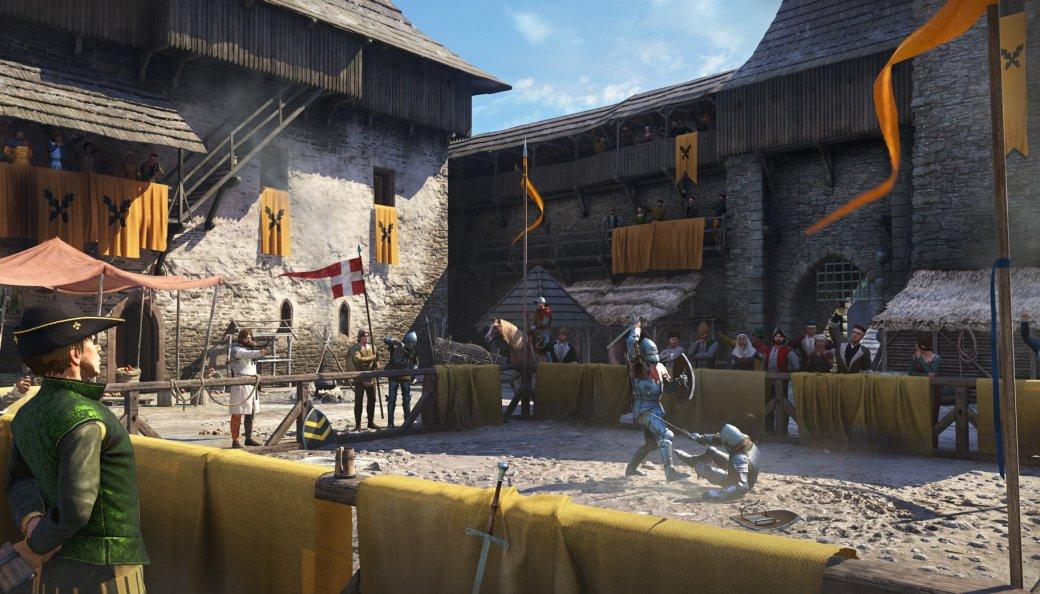 Любовь, битвы на арене и женщина в главной роли — что будет в DLC для Kingdom Come: Deliverance | Канобу - Изображение 5