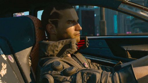 Постапокалиптический Найт-Сити и крутая тачка на новых скриншотах Cyberpunk 2077