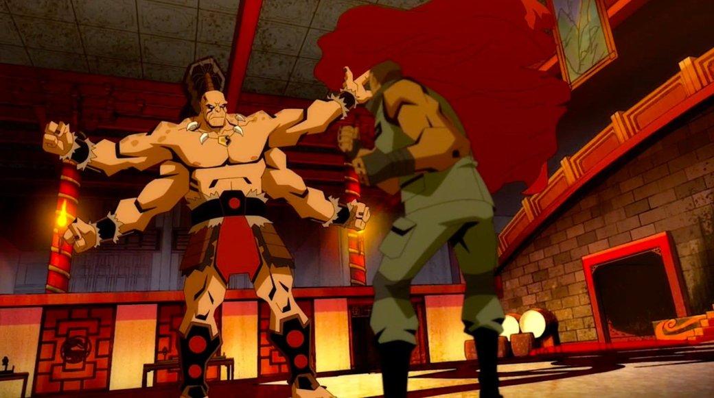 Рецензия на фильм «Легенды «Смертельной битвы»: Месть Скорпиона» | Канобу - Изображение 1402