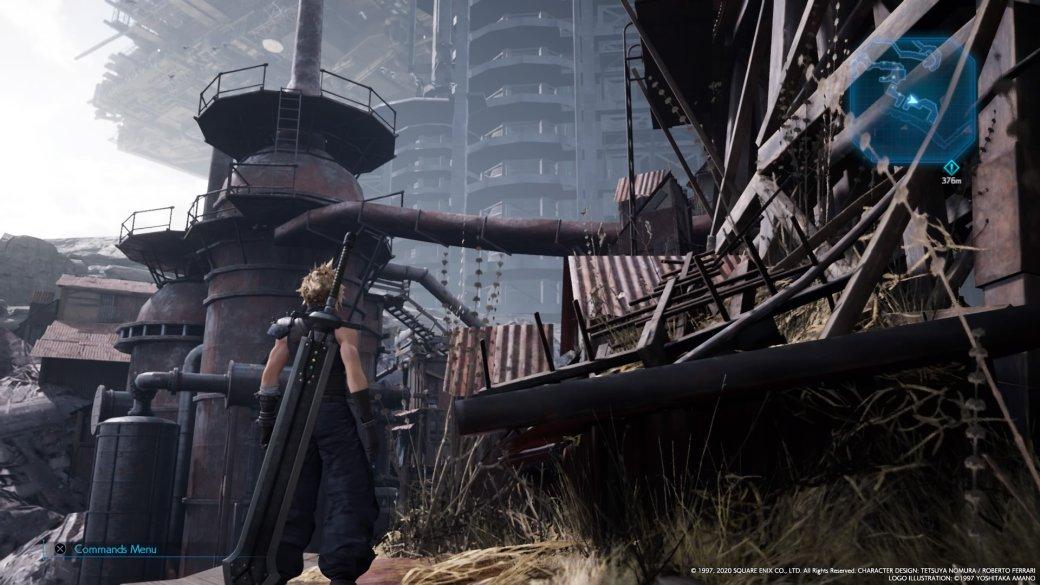 Рецензия на Final Fantasy VII Remake