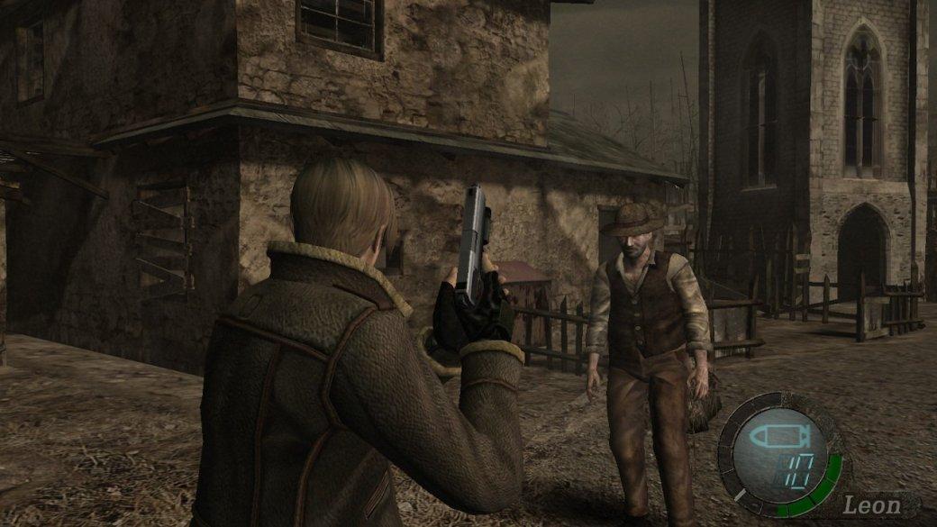 Как Resident Evil 4 выглядит иработает наNintendo Switch | Канобу - Изображение 6