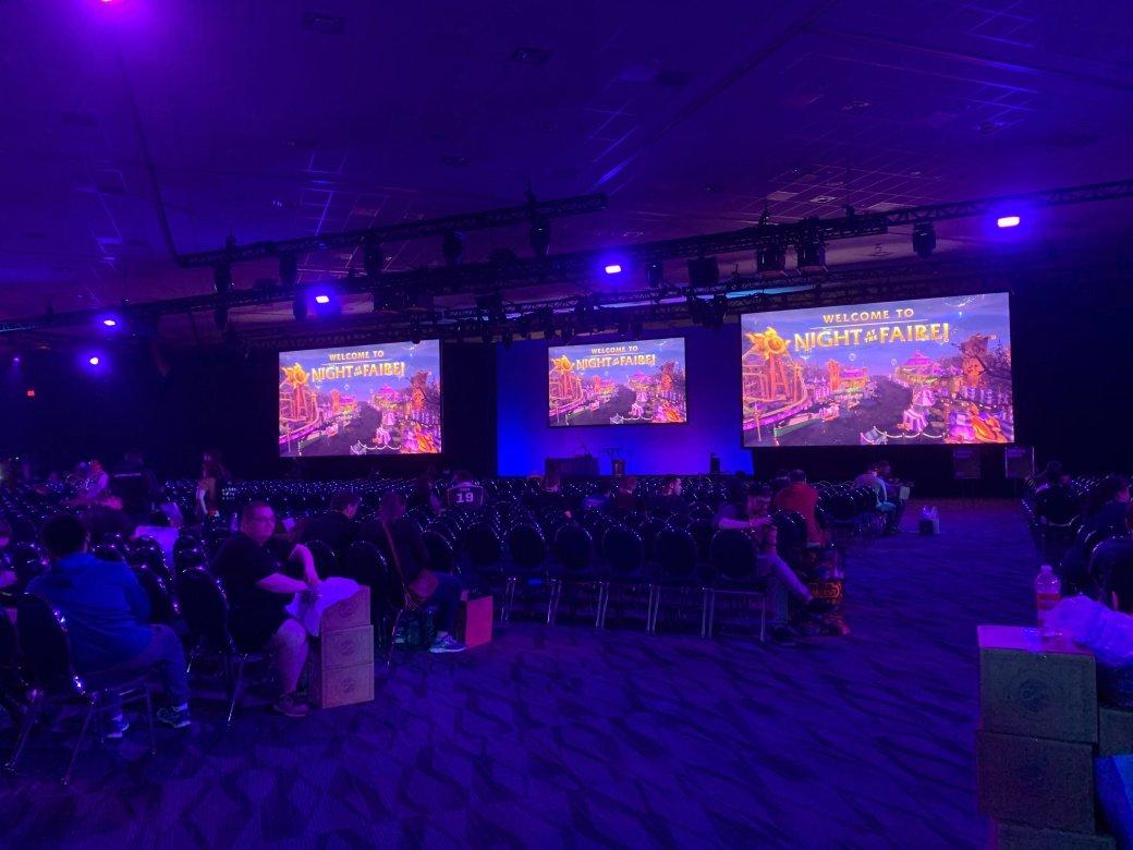 На BlizzCon в этом году развернулась настоящая Ярмарка Новолуния из World of Warcraft | Канобу - Изображение 2300
