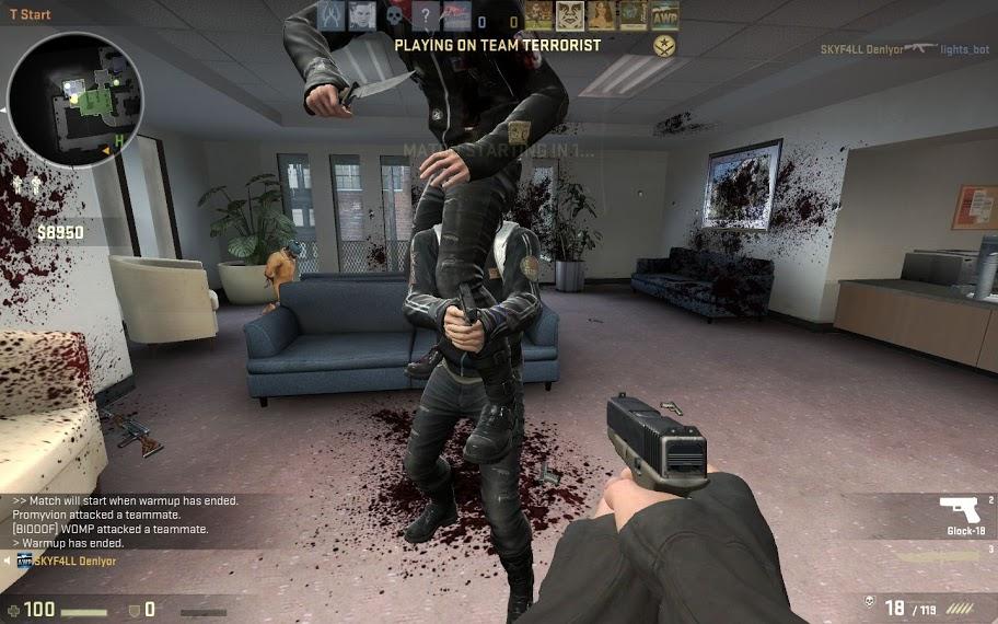 Valve, увас игра сломалась. Игроки начали застревать друг вдруге вCounter-Strike | Канобу - Изображение 9392