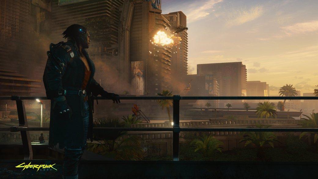 Нановых скриншотах Cyberpunk 2077 можно заметить крипового Киану Ривза | Канобу - Изображение 2