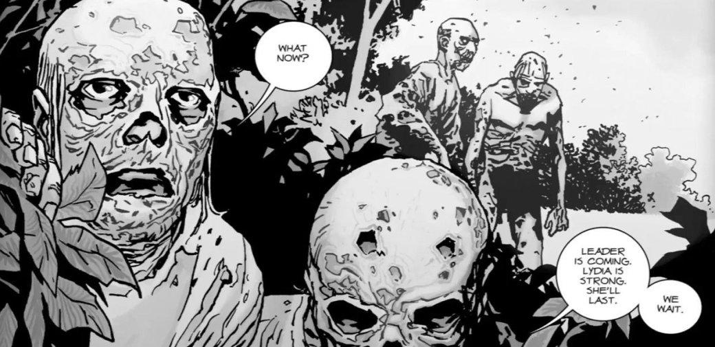 Спойлеры: в «Ходячих мертвецах» могут появиться злодеи страшнее Негана | Канобу - Изображение 7078