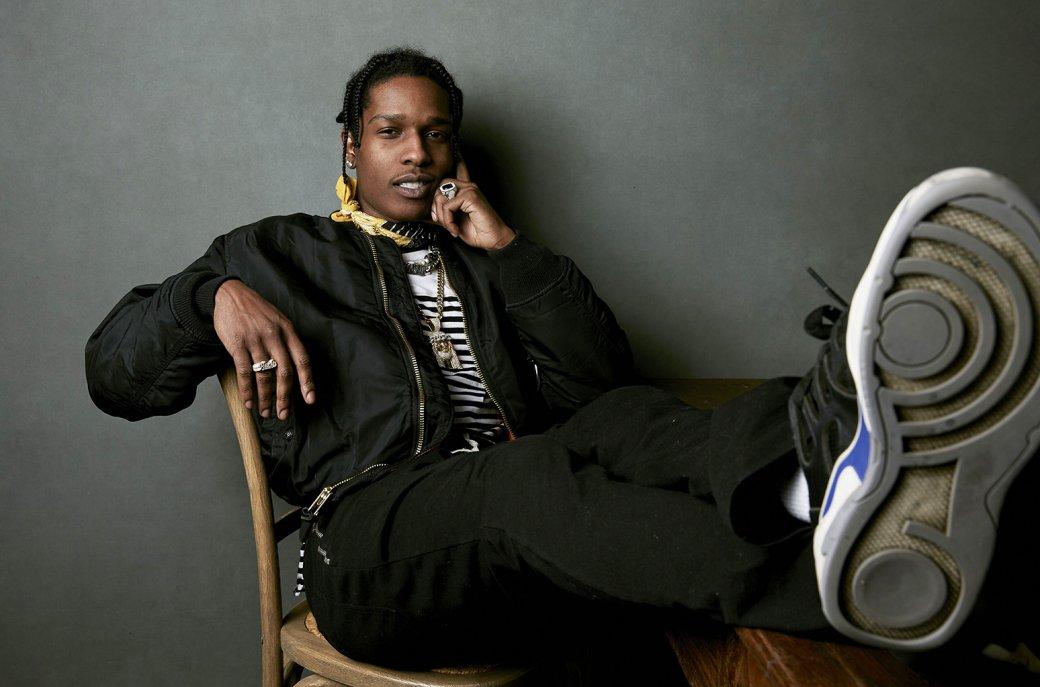 Рецензия навеликолепный новый альбом A$AP Rocky— TESTING. - Изображение 1