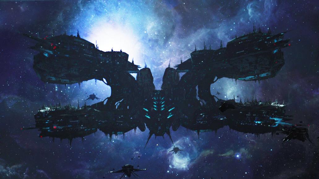 Режиссер «Войны Бесконечности» раскрыл, почему вначале фильма был изменен дизайн корабля асгардцев. - Изображение 1