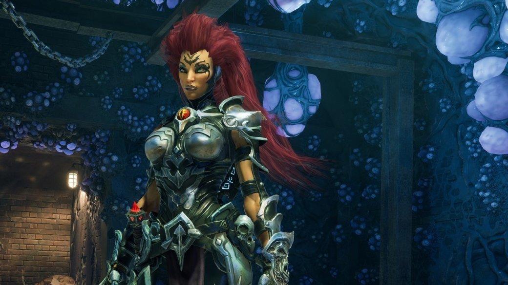 Darksiders3: новые подробности сюжета, мира, боевой системы иголоволомок | Канобу - Изображение 7789