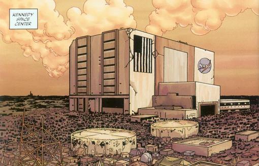 Комиксы: Orbiter | Канобу - Изображение 1