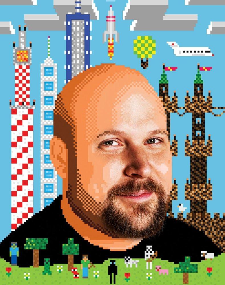Под покровом Нотча: чем Маркус Перссон занимался помимо Minecraft | Канобу - Изображение 5