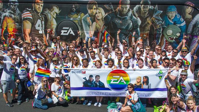 Как геи и лесбиянки появились в видеоиграх | Канобу - Изображение 4