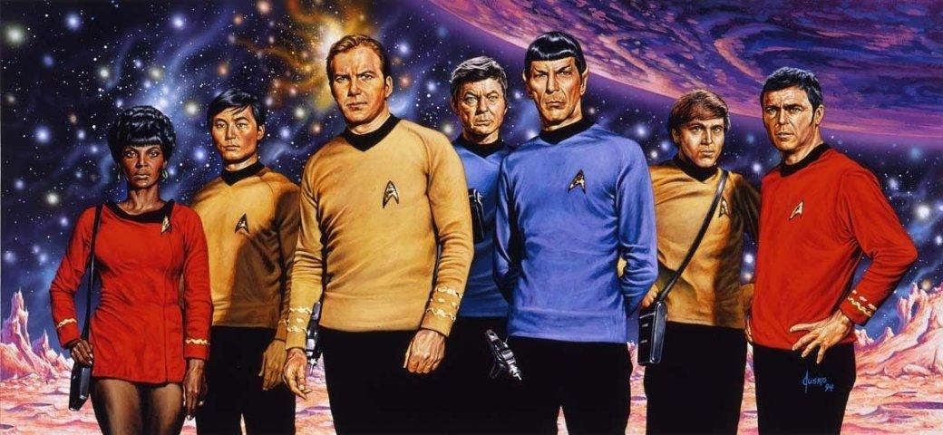 Все, что нужно знать про Star Trek | Канобу