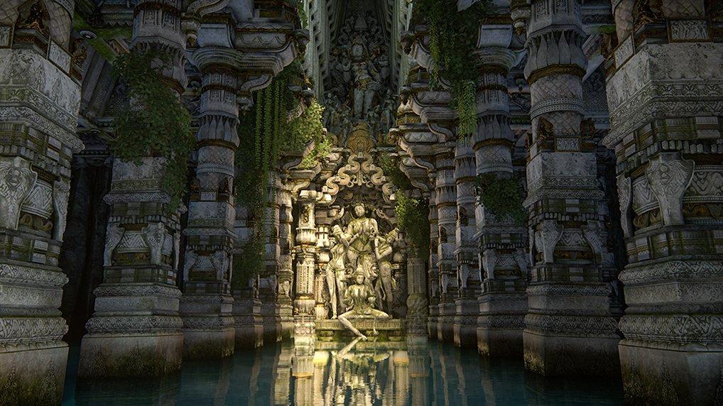 Индийская мифология и реальные места в Uncharted: The Lost Legacy | Канобу - Изображение 3
